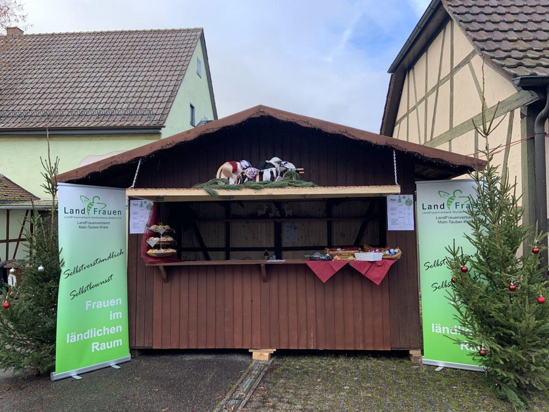 Dorfweihnachten_Stand